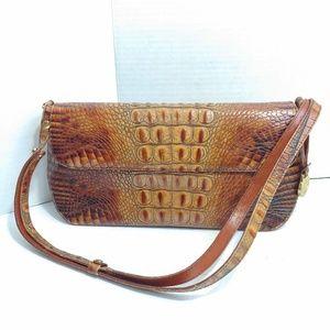 Brahmin vintage cross body handbag